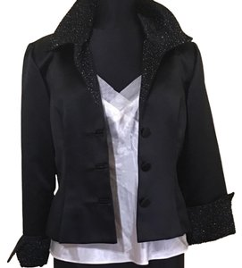 JS Collections Black Blazer