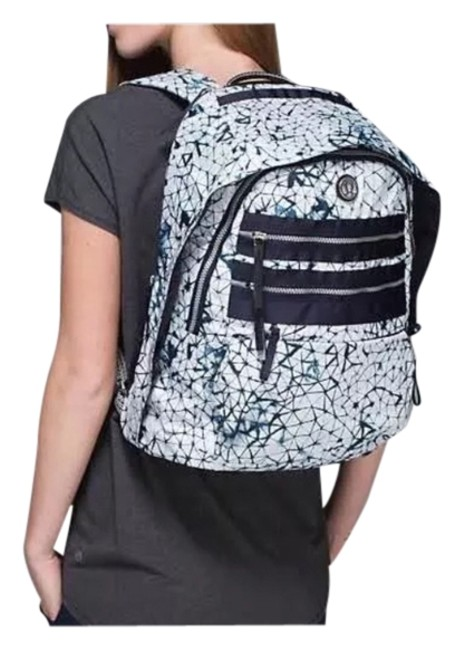 Item - Pack To Reality Multicolor Luon Backpack