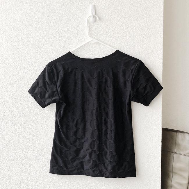 Anne Fontaine T Shirt Black Image 1