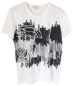 Versace Collection T Shirt black and white