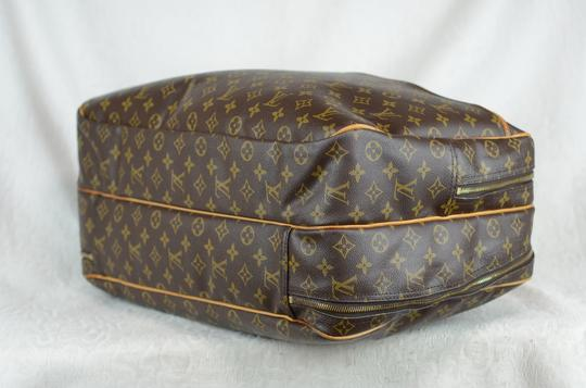 Louis Vuitton Alize Heures Tote in Brown Image 6