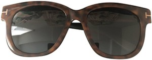 Tom Ford Tracy square acetate sunglasses