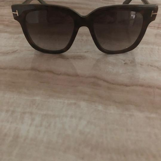 Tom Ford Tracy square acetate sunglasses Image 8