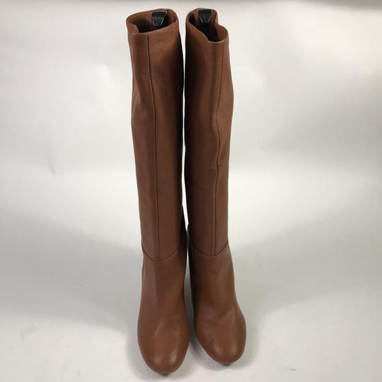 Kenneth Cole Leather Chestnut Boots Image 5