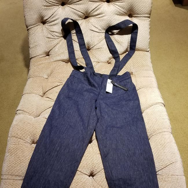 BCBGeneration Relaxed Pants Blue Image 3