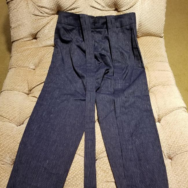 BCBGeneration Relaxed Pants Blue Image 5