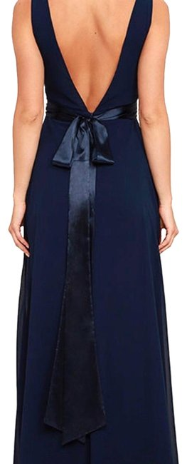 Preload https://img-static.tradesy.com/item/24509396/lulu-navy-blue-long-cocktail-dress-size-8-m-0-1-650-650.jpg