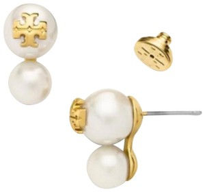 Tory Burch Tory Burch Pearl Stud Earring