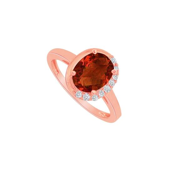 Preload https://img-static.tradesy.com/item/24509590/red-cool-garnet-and-cz-engagement-in-14k-rose-gold-ring-0-0-540-540.jpg