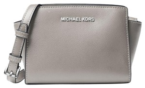 Michael Kors Leather 32f8slmm1l Cross Body Bag