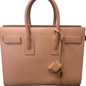 ecf66306db266 Saint Laurent Satchel in pink · Saint Laurent. Sac de Jour Small ...