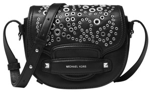 Michael Kors Leather Saddle 32f8s0cc1y Cross Body Bag