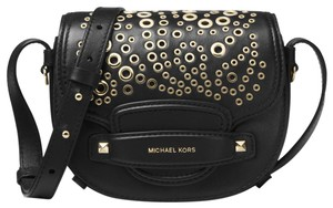 Michael Kors Leather Saddle 32f8g0cc1y Cross Body Bag