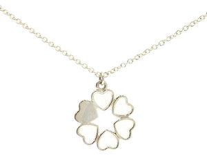 Tiffany & Co. Unity of Hearts Designed by Picasso Pendant Necklace