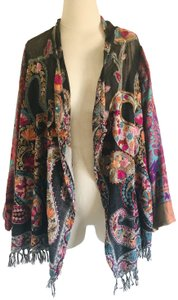 Soft Surroundings Multicolored Jacket