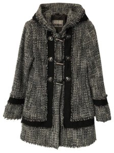 Guess Tweed Tweed Pea Coat