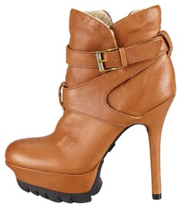 Sam Edelman Tan, Brown, Nude, Natural Boots