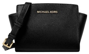Michael Kors Leather 32h3glmc1l Cross Body Bag