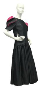 Black Maxi Dress by Victor Costa