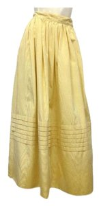 Neiman Marcus Skirt Yellow