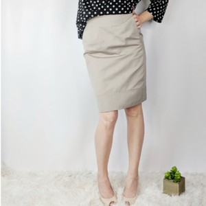 PAULE KA Katemiddleton Career Pencil Skirt Beige
