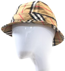 079b6c033e2 Yellow Burberry London Hats - Up to 70% off at Tradesy