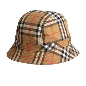 Burberry London vintage check bucket hat Medium