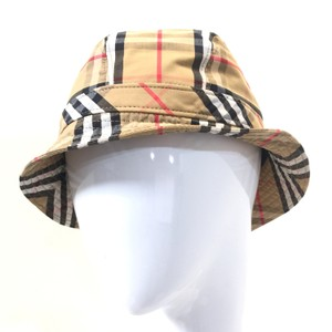 Burberry London vintage check bucket hat size Small