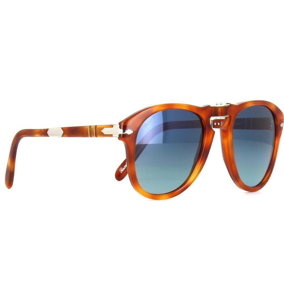 3cbaa9043a4 Persol Special Edition Steve McQueen 714 Foldable Polarized Image 0 ...