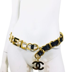 Chanel 1993 Coco Chanel Chain Belt