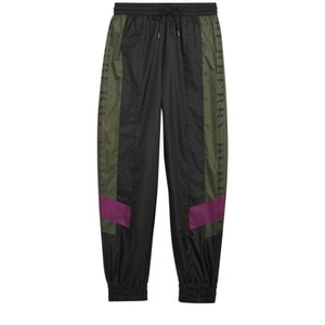 Burberry Relaxed Pants black