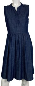 Navy Blue Maxi Dress by Barneys New York