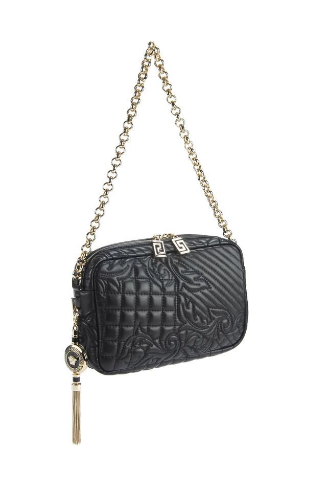 ddd6ce289fd0 Versace Vanitas Collection with Medusa Charm Pendant In Quilted ...