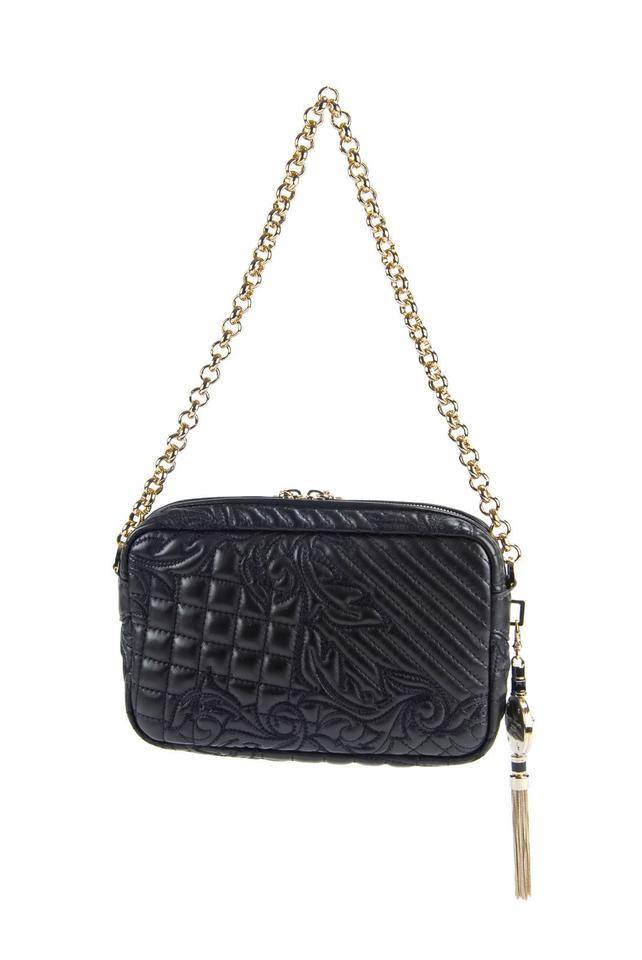 Versace Vanitas Collection with Medusa Charm Pendant In Quilted Lambskin  Leather Shoulder Bag - Tradesy b318d9f22b