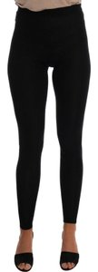 Dolce&Gabbana D200-4 Women's Cashmere Stretch Tights Jeggings