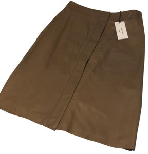 Iris & Ink Skirt taupe
