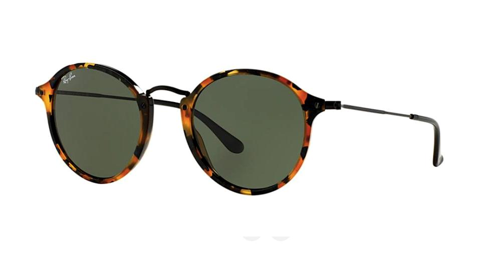 4d4e776117 Ray-Ban Ray Ban RB 2447 1157 FREE 3 DAY SHIPPING Retro Rounded Sunglasses  Image ...