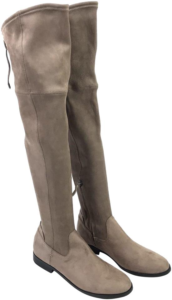 ee0fb397018 Dolce Vita Tan Women s Suede Over The Knee Boots Booties Size US 9 ...