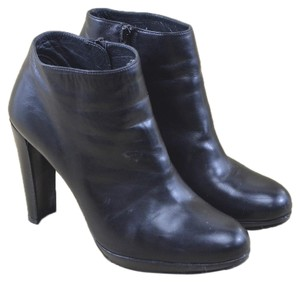 Stuart Weitzman Ankle Fall Winter Holiday Black Boots
