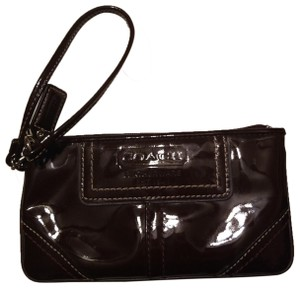 Coach 1941 Wristlet in Brown