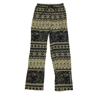 Urban Outfitters Relaxed Pants Black Tan