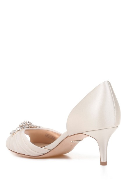 Item - Ivory Sabine Peep Toe Pumps Size US 8 Regular (M, B)