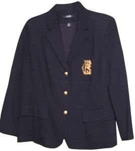 Chaps Navy Blue Jacket