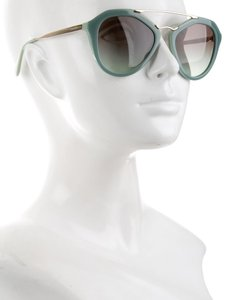 Prada PRADA CINEMA 12QS AVIATOR SUNGLASSES