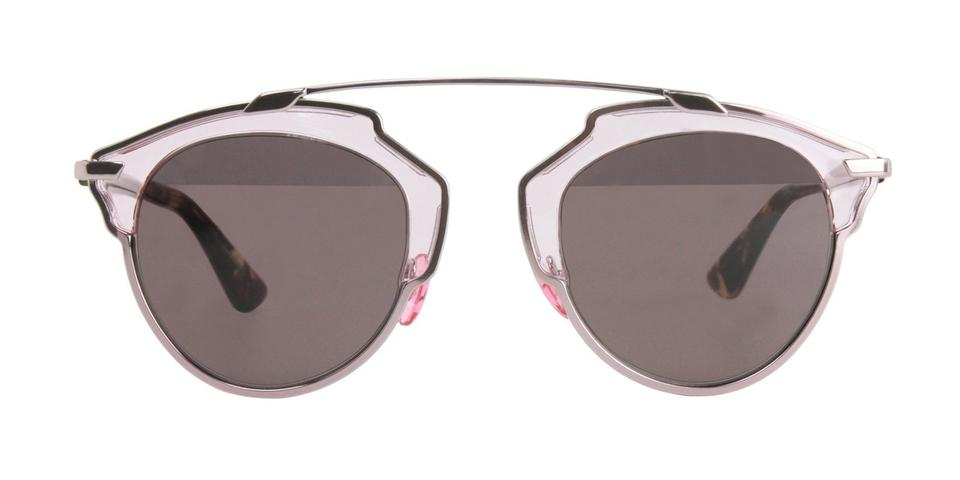 dd16ff8786d1c Dior So Real Pink Havana Rose Gold Km98r with Box Sunglasses - Tradesy