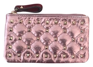 Valentino NEW Rockstud Spike Coin Purse