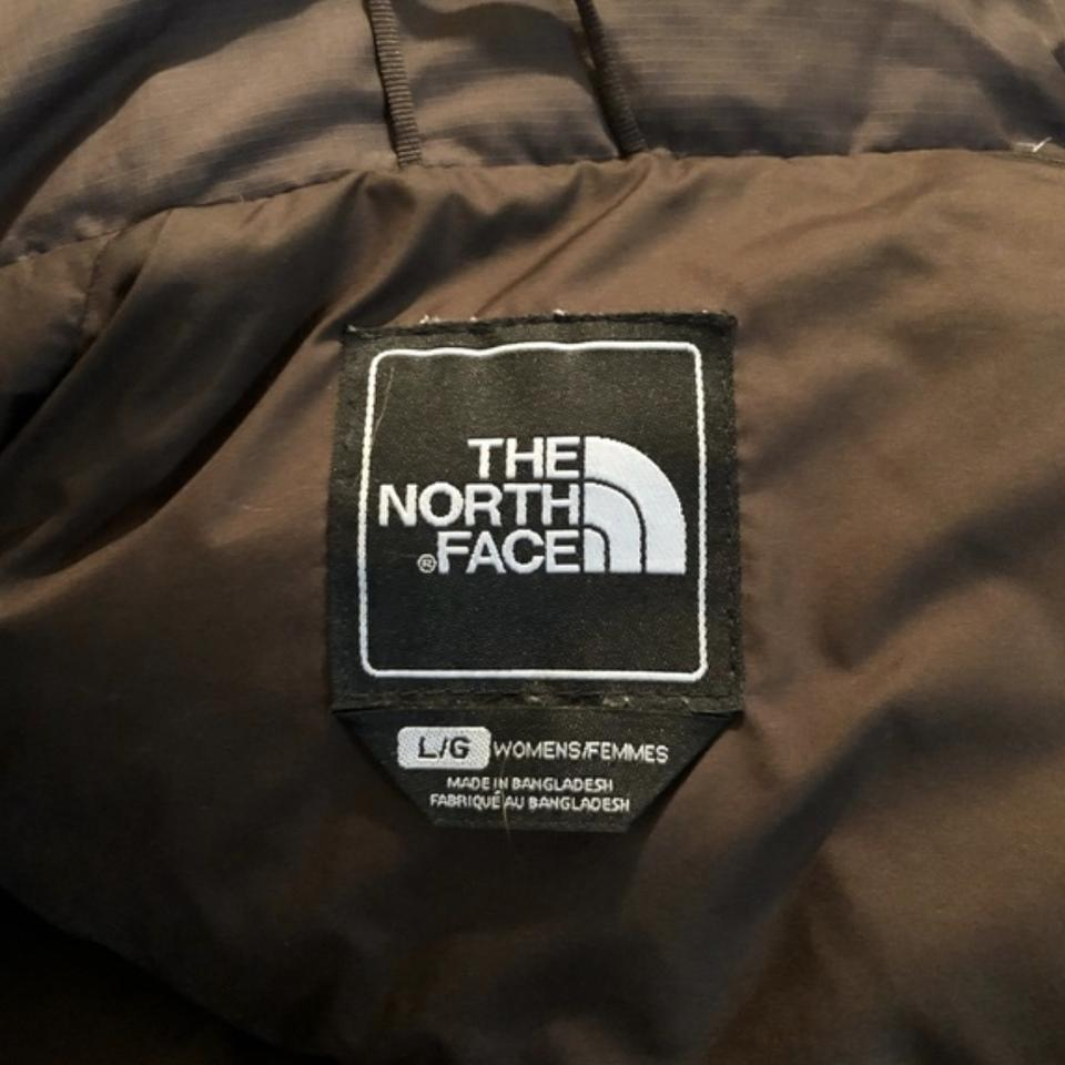 The North Face Brown 700 Puffer Jacket Coat Size 12 (L) - Tradesy 529b4c47f