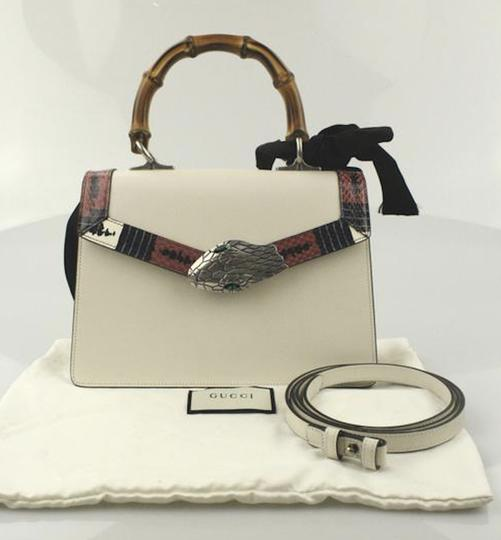 Gucci Lilith Satchel in off-white Image 4