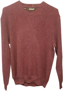 Paul Stuart Linen Plum Sweater