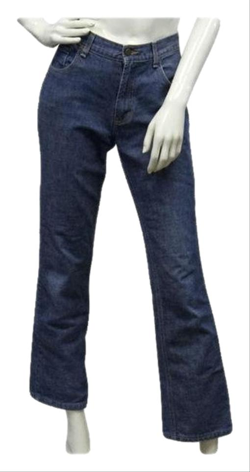quality design differently new appearance A X Armani Exchange Blue (Sku 000052) Trouser/Wide Leg Jeans Size 32 (8, M)